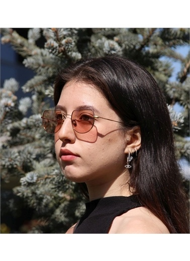 Osse  Os 2796 03 Kadın Güneş Gözlüğü Bakır